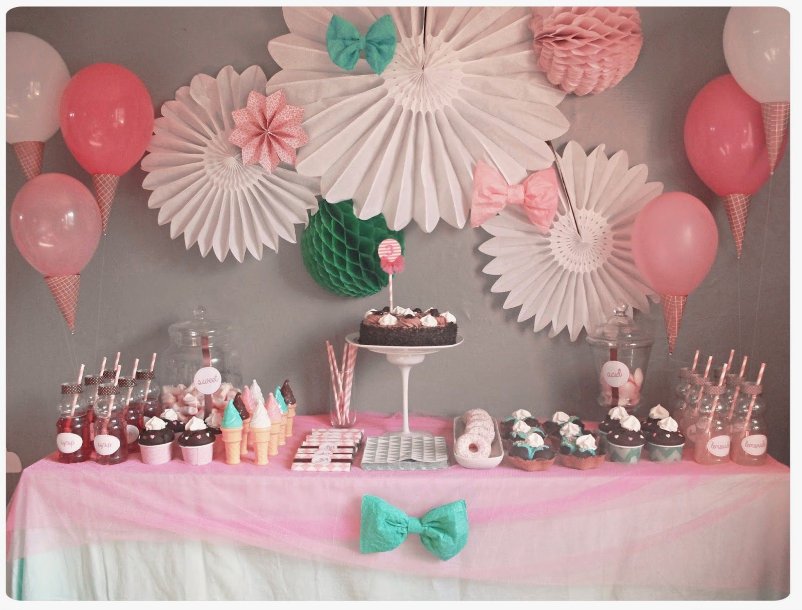 decoration anniversaire