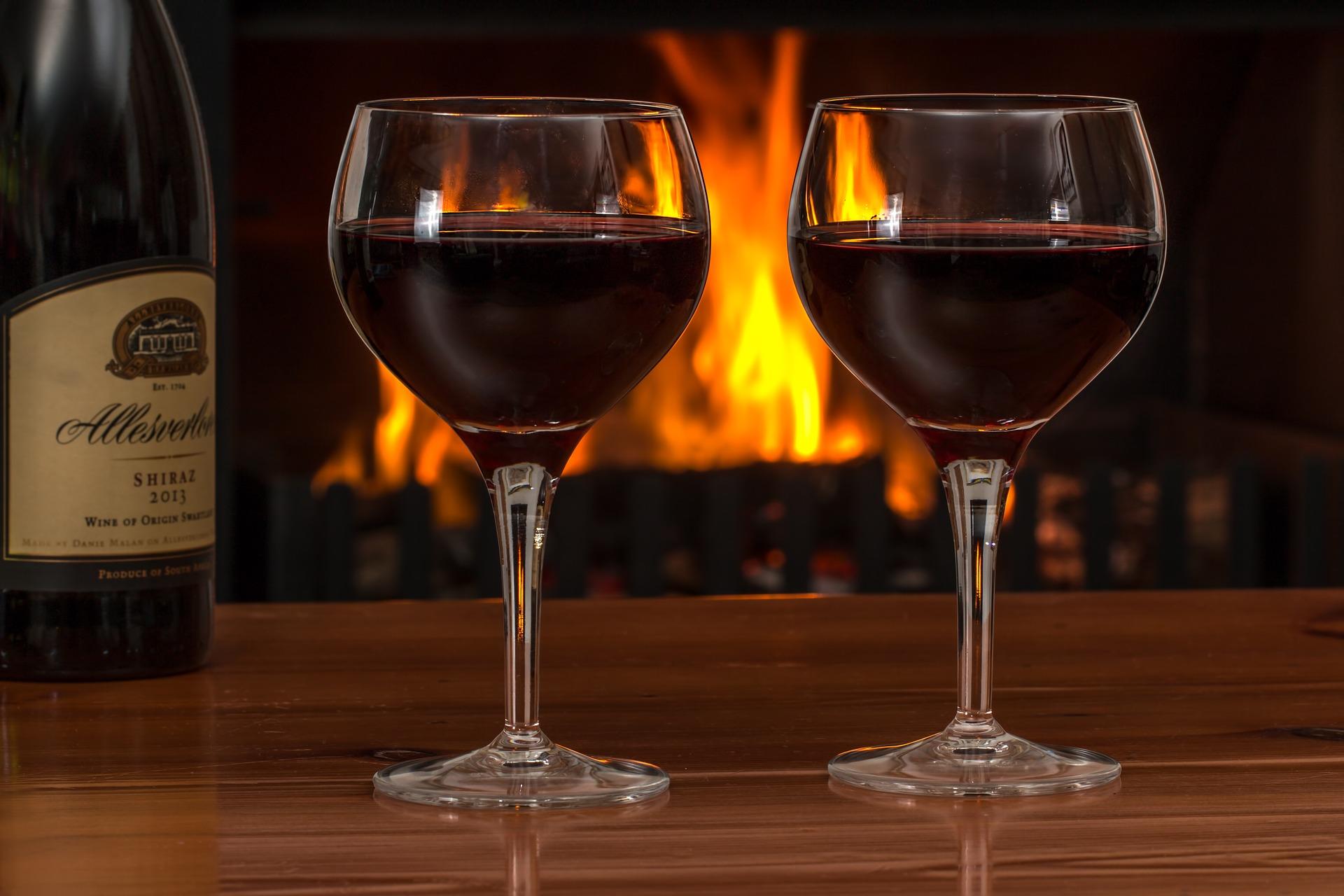 vin repas